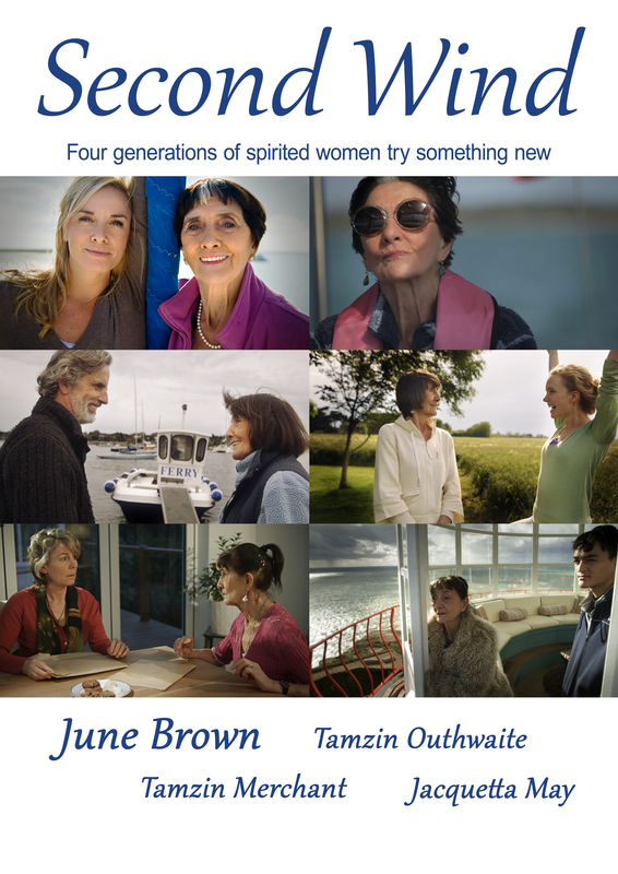 Second Wind with June Brown: click the poster to view the trailer.